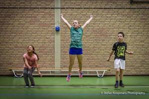Sprongtest (CMJ, Counter Movement Jump)