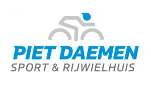 Daemen fietsen